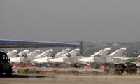 Rusia akan mempertahankan pangkalan udara di Suriah