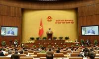 MN Vietnam berbahas tentang situasi pengembangan sosial-ekonomi