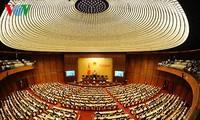 Selar legislasi  Majelis Nasional Vienam angkatan ke-13