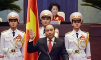 Para anggota MN berharap PM baru Nguyen Xuan Phuc memanifestasikan kapabilitas-nya sebagai Kepala Pemerintah