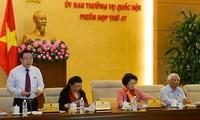 Persidangan ke-47 Komite Tetap MN Vietnam berakhir