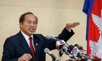 Kamboja tidak mencapai kesepakatan  apapun dengan Tiongkok tentang masalah Laut Timur