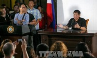 Presiden terpilih Filipina menyatakan tidak melepaskan hak-hak terhadap dangkalan Scarborough
