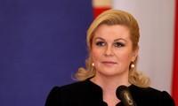 Presiden Crotia  menyerukan pembubaran Parlemen untuk membuka jalan bagi pemilu lebih dini