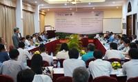 Menanam investasi untuk menjaga daerah pesisir dan mengelola sumber daya air di daerah dataran rendah sungai Mekong