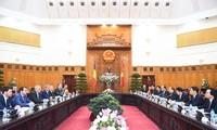 Vietnam dan Romania  memperkuat hubungan persahabatan  dan kerjasama di banyak bidang