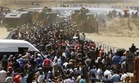 Rakyat Eropa mengkhawatirkan arus pengungsi yang meningkatkan bahaya serangan teror dan distabilitas sosial