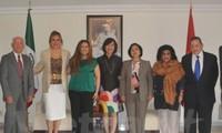 Vietnam dan Meksiko  memperkuat hubungan kerjasama persahabatan