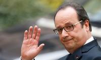 Opini umum  Perancis  banyak menaruh harapan pada kunjungan Presiden Francois Hollande ke Vietnam
