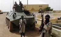 Kota madya Mali Boni di  Mali Tengah jatuh ke tangan pasukan pembangkang Islam