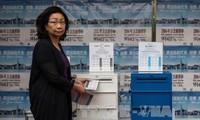 Hongkong (Tiongkok) memilih Dewan Legislatif