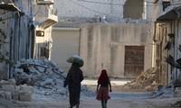 DK PBB  membatalkan pertemuan darurat  tentang Suriah