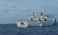 Para nelayan Vietnam  dari Indonesia telah pulang ke Tanah Air dengan aman