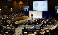 Lima puluh negara berkomitmen akan menerima  kaum pengungsi