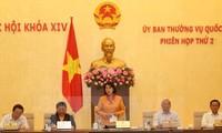 Penutupan persidangan  ke-3 Komite Tetap MN Vietnam angkatan ke-14