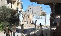 Rusia dan AS berbahas tentang kemungkinan mengurangi ketegangan di Suriah