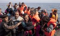 Negara-negara kaya  dikecam egois  karena  tidak mau menerima kaum migran