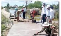 Berfokus memecahkan masalah utang macet  tentang pembangunan  dasar dalam membangun daerah pedesaan