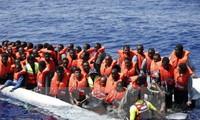 Italia  merasa khawatir  ketika arus migran terus meningkat