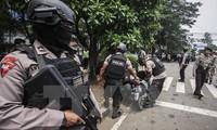Indonesia: Orang  yang diduga mendukung  IS menyerang polisi dengan pisau