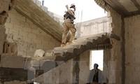 Uni Eropa berseru kepada Suriah dan para sekutu-nya supaya memperpanjang waktu gencatan senjata  di kota Aleppo