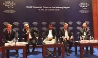 Acara  unjuk muka Dewan Bisnis Kawasan ASEAN