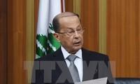 Presiden Libanon, Michel Aoun berkomitmen  memberantas korupsi secara sampai ke akar-akarnya
