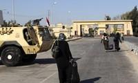 Koridor perbatasan Rafah yang bersambungan dengan jalur Gaza telah dibuka kembali oleh Mesir