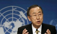 Sekjen  PBB mengirim surat kepada Kongres ke-5 Kantor-Kantor Berita Sedunia