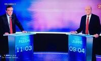Mantan PM Perancis, Francois Fillon untuk sementara mendahului  Alain Juppe  dalam putaran ke-2 pemilihan  pendahuluan