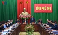 Membangun kota Viet Tri menjadi kota festival kembali asal-usul bangsa Vietnam