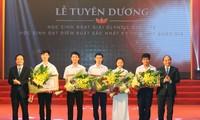 Prestasi-prestasi yang dicapai oleh para pelajar merupakan kebanggan bersama  dari  seluruh negeri
