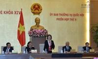 Persidangan ke-5  Komite Tetap MN Vietnam angkatan XIV berakhir