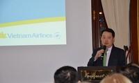 Vietnam Airlines meningkatkan kesan di pasar Eropa-tahun 2016