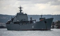 Rusia menyatakan akan memperluas pangkalan angkatan laut di Suriah