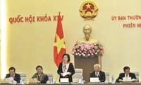Pembukaan persidangan ke-6 Komite Tetap MN Vietnam angkatan  XIV
