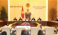 Komite Tetap MN Vietnam angkatan XIV mengadakan persidangan ke-6