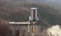 Republik Korea mengikuti  dengan ketat kemungkinan RDR meluncurkan uji coba rudal jarak jauh