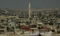 Presiden Suriah, Bashar al-Assad percaya pada kemenangan  setelah merebut kembali kota Aleppo