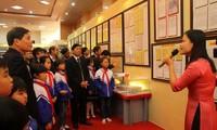"Pameran peta dan dokumen: ""Hoang Sa, Truong Sa wilayah Vietnam: Bukti-bukti  sejarah dan  hukum"" di provinsi Lai Chau"
