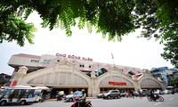 Nama-nama  pasar yang khas  di Vietnam