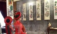 Kota Hanoi mengadakan aktivitas-aktivitas yang bergelora untuk menyongsong Hari Raya Tet -2017