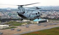 Jepang memulai aktivitas pembangunan di lepas pantai dalam proyek pindah pangkalan  AS di Okinawa