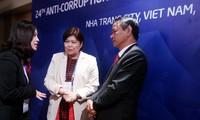 APEC 2017 dengan masalah mencegah dan memberantas korupsi