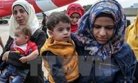 Puluhan ribu  pengungsi Suriah dari Turki kembali ke Tanah Air