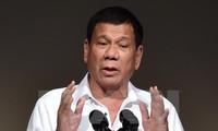 Filipina menandatangani Perjanjian Paris tentang penanggulangan perubahan iklim