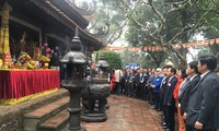 Kota Hanoi mengadakan temu pergaulan diplomasi rakyat untuk menyosialisasikan kebudayaan dan sejarah Vietnam