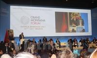 Pembukaan Forum Internasional tentang Afrika dan Kerjasama Selatan-Selatan