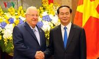 Kerjasama ekonomi dan sains-teknologi merupakan pilar prioritas dalam hubungan bilateral Vietnam-Israel