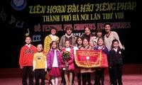 Vietnam adalah anggota yang aktif  Organisasi Internasional Francophonie